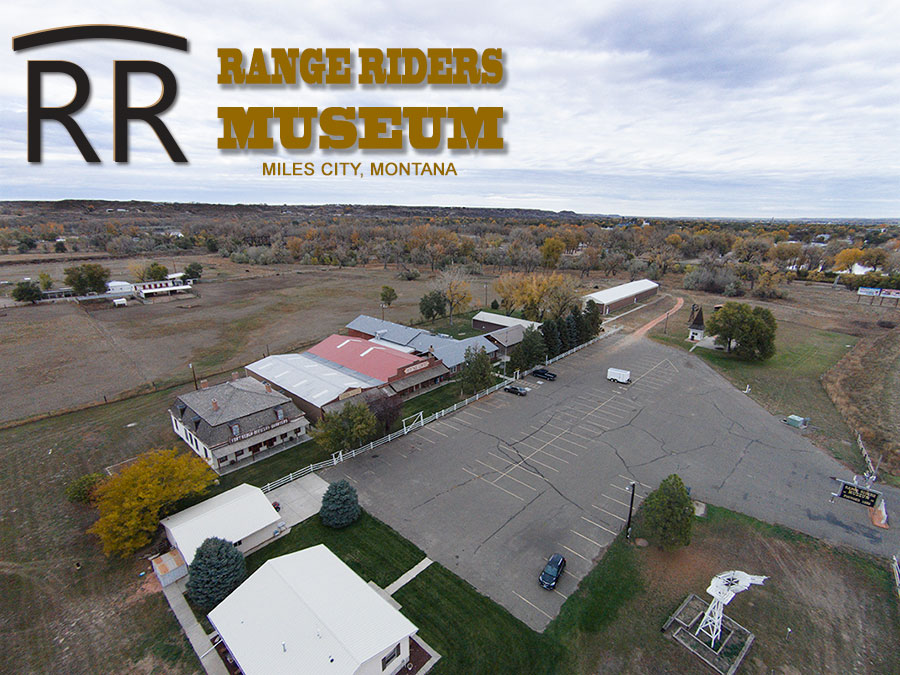 Range Riders Museum Aerial Photos
