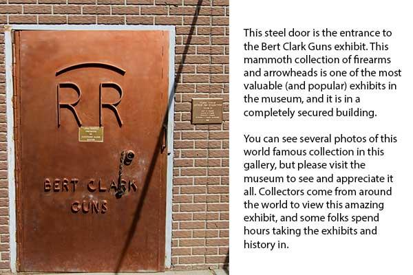 Range Riders Museum Exhibits & Buildings