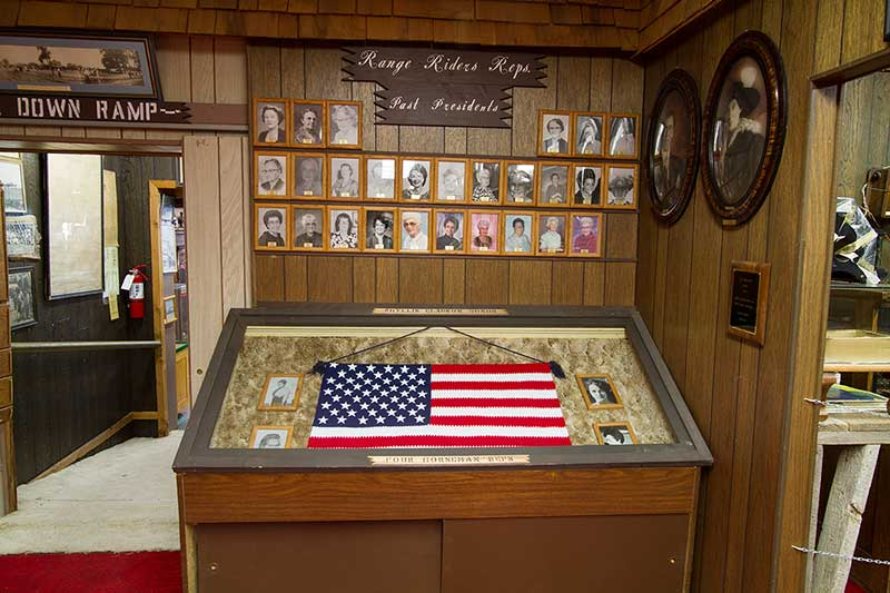 Past Presidents of the Range Riders Museum Reps.