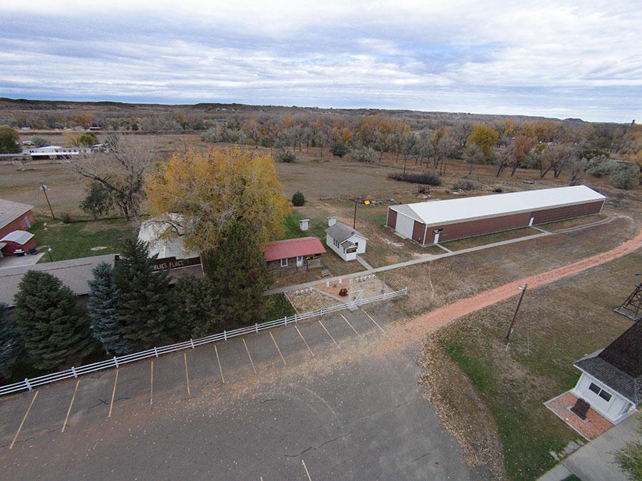 Range Riders Museum Aerial Photos