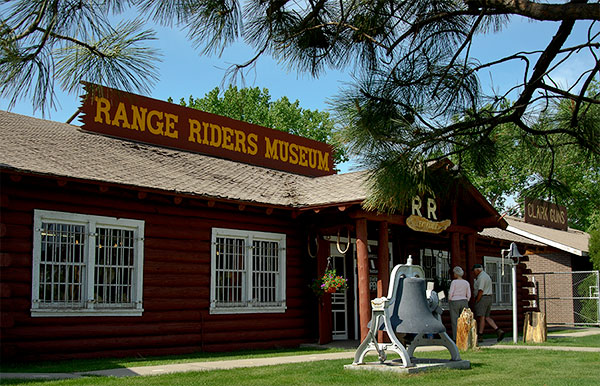 Entrance-to-Range Riders Museum